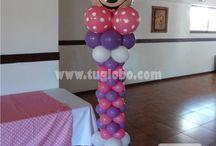 adorno de balões