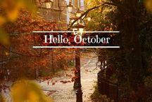Fall {Thanksgiving & Halloween} / by Julianne