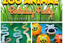 Zoo Kids Party