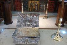 Holy Monastery of Saint Thekla | Mosphiloti, Cyprus