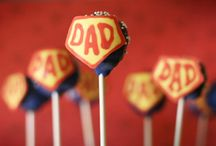 Father's Day / Ideas for celebrating Dad including recipes and crafts