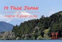 Land der aufgehenden Sonne: JAPAN