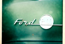 FORD / by Emily Hartman