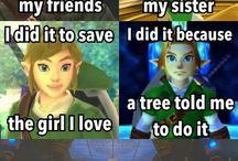 A Zelda