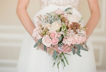Blush-white bouquet