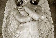 Angels ❤️ / Engelenbeelden en mooie uitspraken