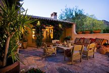 Outdoor Spaces / by Jessica Russell