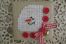 Cross Stitch / by Mary Weaver