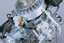 Reparere motorer