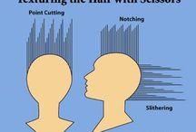 texturas cabello