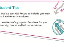 Student Tips / Tips to help new and returning students in university and Guiding life!