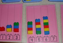 Classroom math numbers / by Michelle