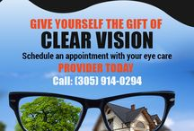 Florida EyeCare Associates / We at Florida Eyecare Associates are committed to providing the finest quality of Bilingual eyecare in a warm and friendly atmosphere through technology, education and innovation.  http://floridaeyecareassociates.com