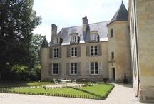 La vie au château : gîtes et chambres d'hôtes / Découvrez les gîtes et les chambres d'hôtes en Touraine qui sont dans un château.