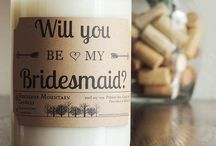 Bridal Party Goodies / Gifts for your best friends - the bridesmaids and groomsmen!  / by Camarillo Ranch
