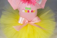 Girls: Easter Outfits, Accessories