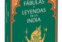 Fábulas y leyendas de la India / Ilustraciones de John D. Batten y Gloria Cardew