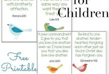 Scripture Cards to Print