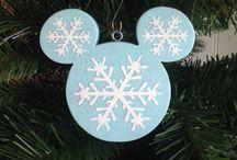 Navidad Mickey