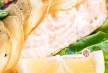 Fish and sea food recipes