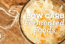 Low carb fermented
