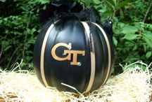 Georgia Tech Halloween! / Georgia Tech-inspired Halloween decorations! / by Georgia Tech Athletics