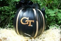 Georgia Tech Halloween! / Georgia Tech-inspired Halloween decorations! / by GT Athletics