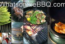 What's on the BBQ