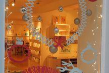 Navidad tienda Cuple