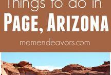 Arizona Vacation!