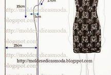 платье с цельнокроенными рукавами