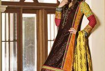 Asim Jofa Luxury Lawn Collection 2015