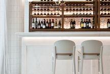 Kitchen design / Bar