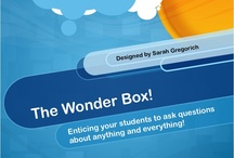 The Wonder Box! / This is one project I added to my current classroom. It allowed the kids to ask whatever questions they wanted, anonymously and explore them as a class. Enjoy and please give feedback!