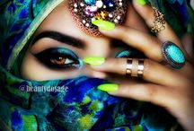 Arabian womens