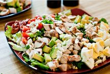 Cook: Salads and Sandwiches