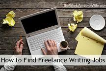 Freelance Writing / by Tina Conrad