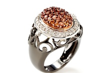 Bling / jewelry, precious stones and metals, baubles, accessories. / by Danny Balger