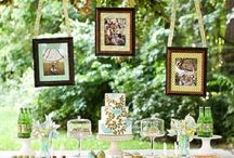 party decor board / by Carissa Connally