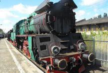 Lokomotywy, które możesz spotkać na polskich torach / Prezentujemy stare i nowe lokomotywy