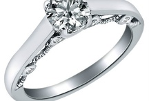 Vintage Diamond Engagement Rings / Our vintage style rings are for our classic, timeless beauties. Visit www.usjewelryfactory.com to view our full selction of vintage designed rings.