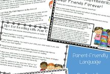 Parent Resources for Reading