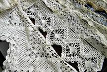 Antique Laces and Doilies