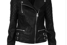 Jackets and coats / by Anna Karenina Ciccone de Jackson