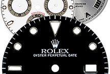 Rolex Dials / Rolex Dials