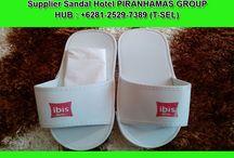 Distributor Sandal Hotel Polos - +62 812-5297-389 (TSEL) / PIRANHAMAS GROUP menyediakan keperluan untuk Hotel Anda berupa Sandal Hotel.Sandal Hotel Terbaik dan Termurah HANYA di PIRANHAMAS GROUP.  Hubungi Costumer Service Representatif :  (Call / SMS / WhatsApp) : +62 812-5297-389 (Tsel) PIRANHAMAS GROUP. Telp Kantor : 0341 - 547.5454 Email : Silvi_eko@yahoo.co.id Alamat : JL. Piranha Atas V / 01, Tunjung Sekar, Malang http://www.piranhamasgroup.com/