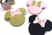 Detska oslava - mickey mouse