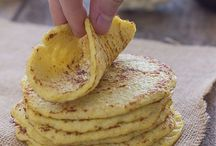 Caulliflower tortillas
