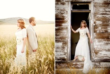 Bridals/Groomals Photography / by Erin Brown