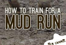 MUD RUN!